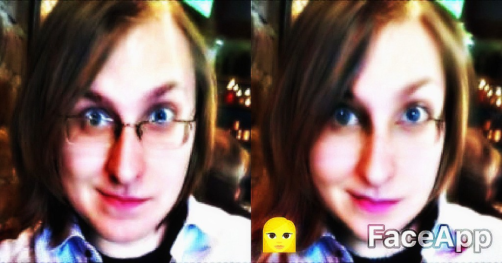 Could FaceApp Have Told Me I Was Trans? – The Establishment