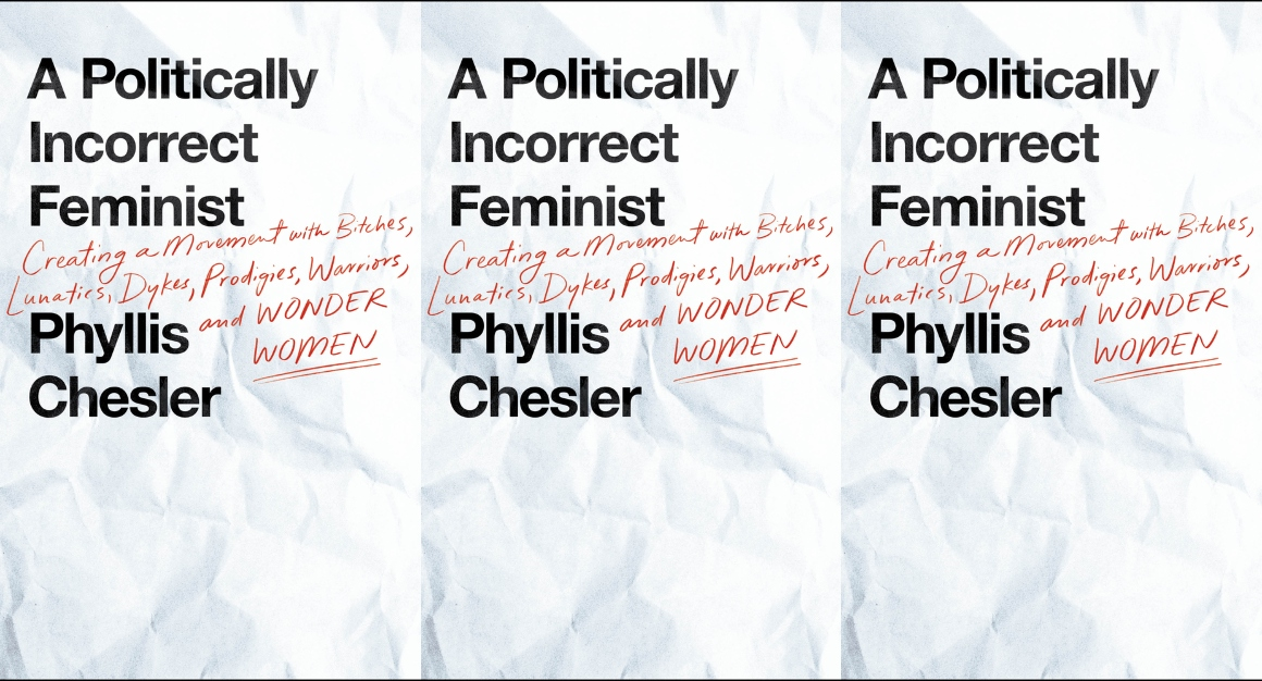 the cover of phyllis chessler's book