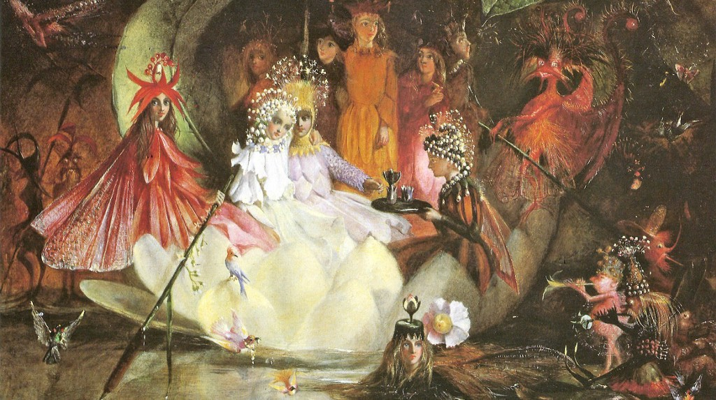 Witch, Queen, Mom: Fairy Tale Lessons For Surviving Borderline