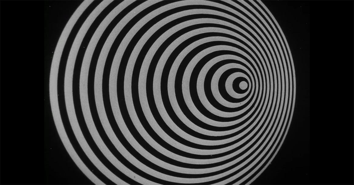 still from opening sequence of the Twilight Zone